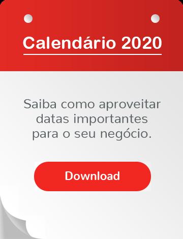 Calendário 2020 - Saiba como aproveitar datas importantes para o seu negócio