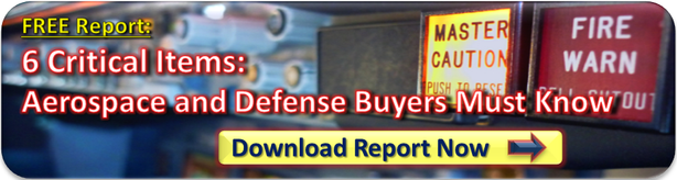 6 Critical Items Aerospace and Defense Buyers Must Know