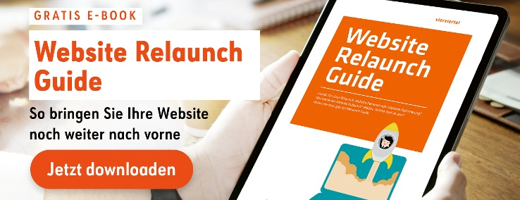 Website Relaunch Guide als eBook