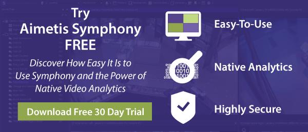 Try Aimetis Symphony VMS Free