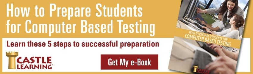Prepare students for computer based testing.