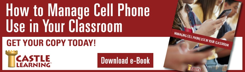 how to manage cell phone use in your classroom