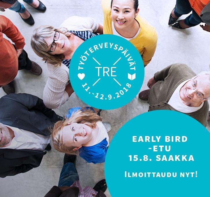 Työterveyspäivät 11.-12.9.2018 Tampere