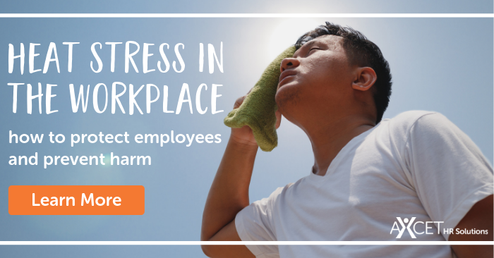 Find out how to protect workers from heat-related illness and death.