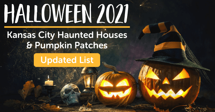Halloween 2021 Kansas City Pumpkin Patches and Haunted Houses
