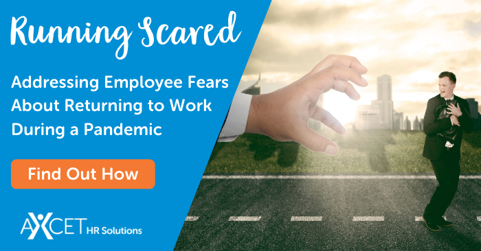 Addressing Employee Fears About Returning to Work During a Pandemic