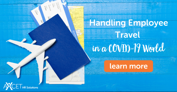 Handling Employee Travel in a COVID-19 World