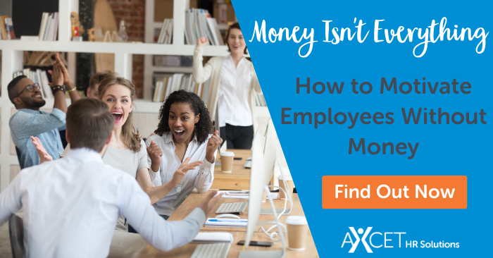 how to motivate employees without money