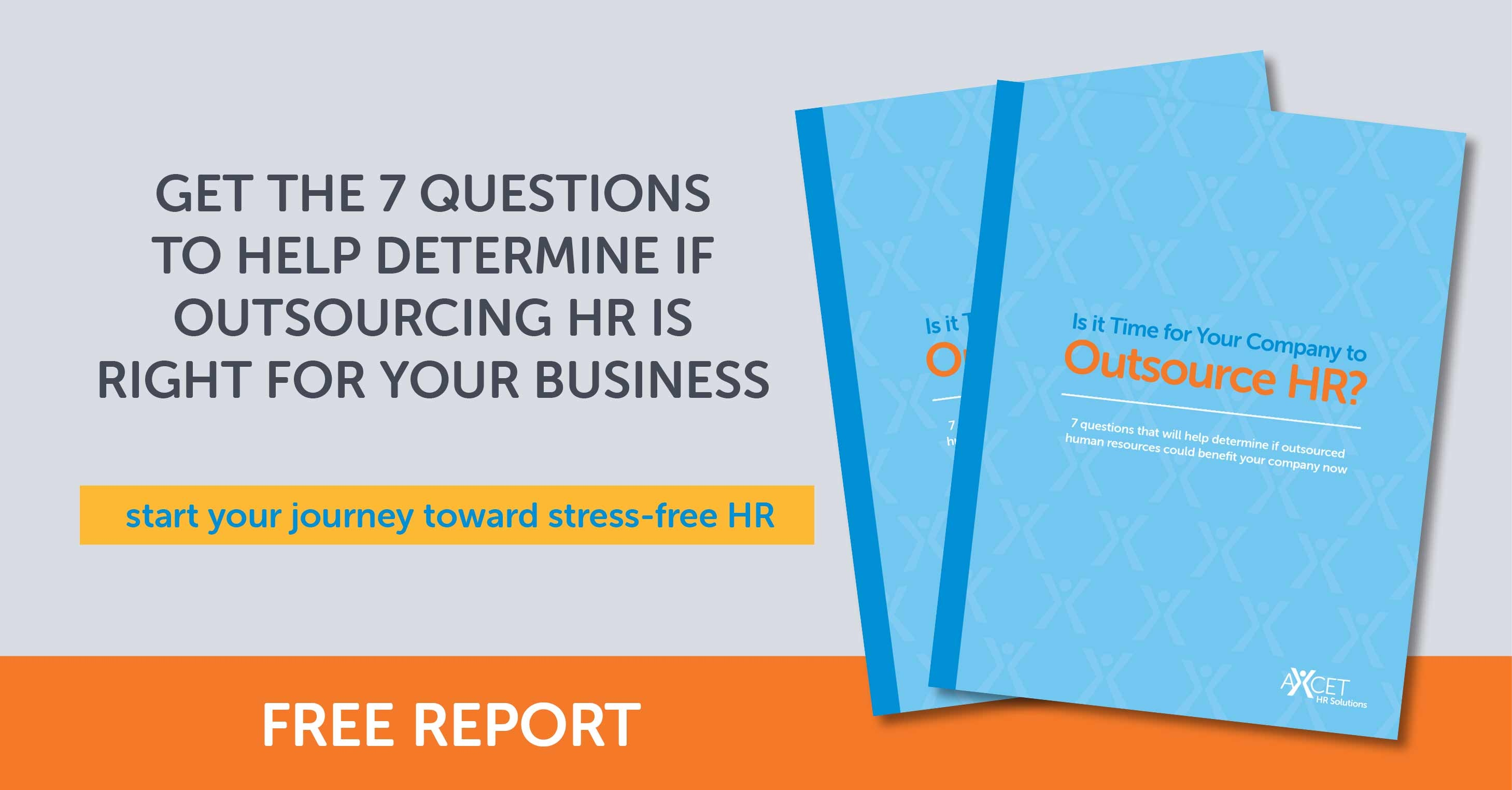 Is it time for your business to outsource HR?