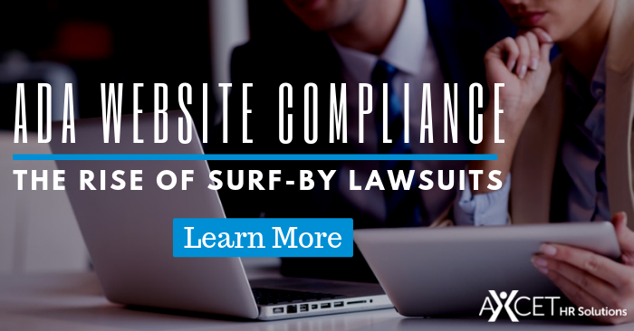 Surf-by lawsuits are on the rise making in essential to have ADA compliant websites.