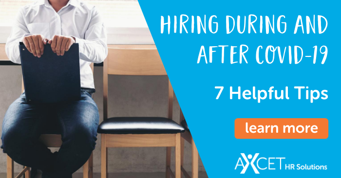 seven helpful tips for hiring during and after COVID-19