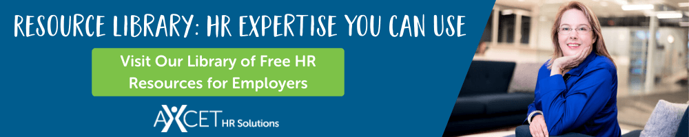 Axcet HR Solutions Free HR Resources for Employers