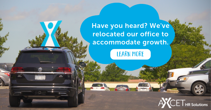 Axcet HR Solutions Moves to Overland Park's Corporate Woods to Accomodate Growth