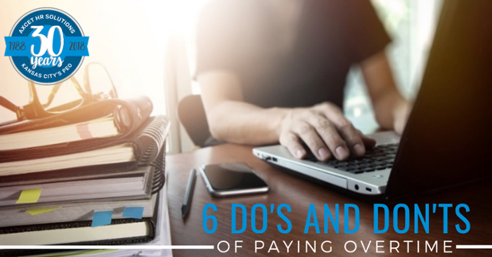 Dos & Don'ts of Paying Overtime