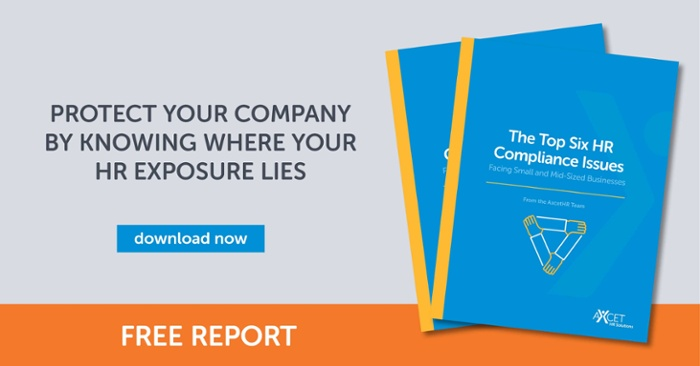 Top Six HR Compliance Issues