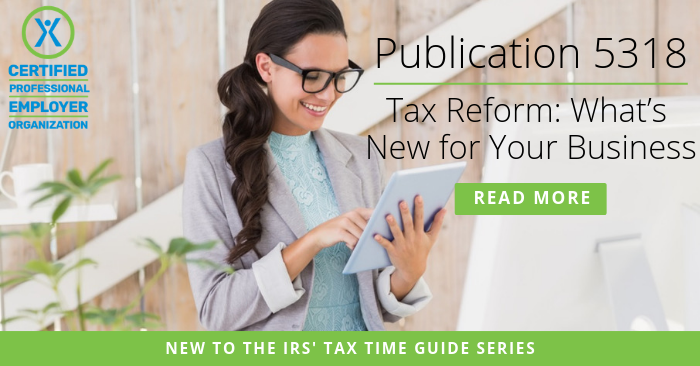 IRS Releases Electronic Guide to Help Business Owners Navigate Tax Law Changes