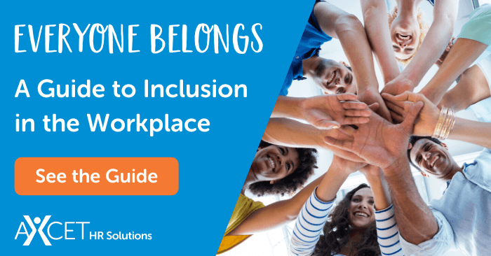 everyone belongs a guide to inclusion in the workplace