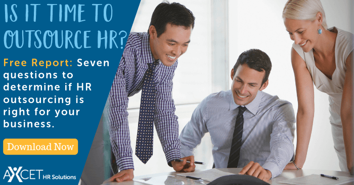 Free white paper to guide business owners on when the time is right to outsource HR.