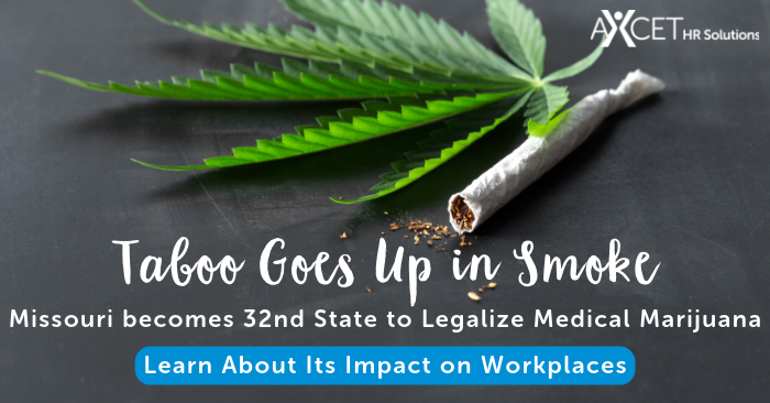 Taboo Goes Up in Smoke: Medical Marijuana in the Workplace