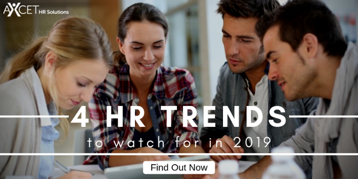 Blog Post: 4 HR Trends to Watch for in 2019