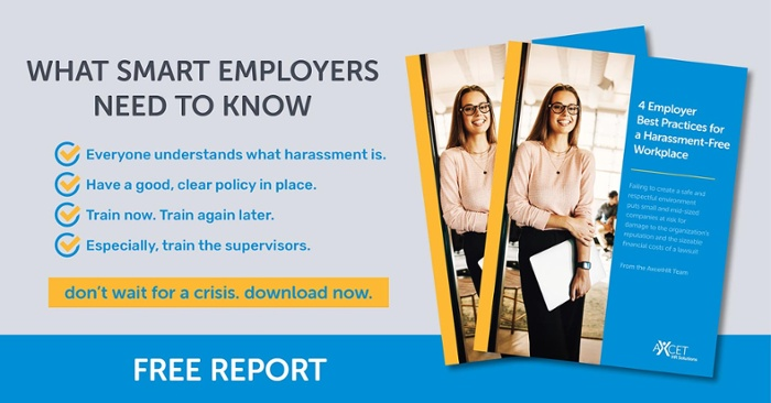 4 Employer Best Practices for a Harassment-Free Workplace
