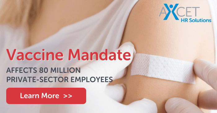 vaccine and testing requirement affects 80 million private sector employees