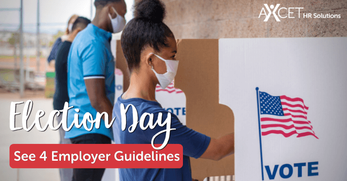 4 Employer Guidelines for Election Day