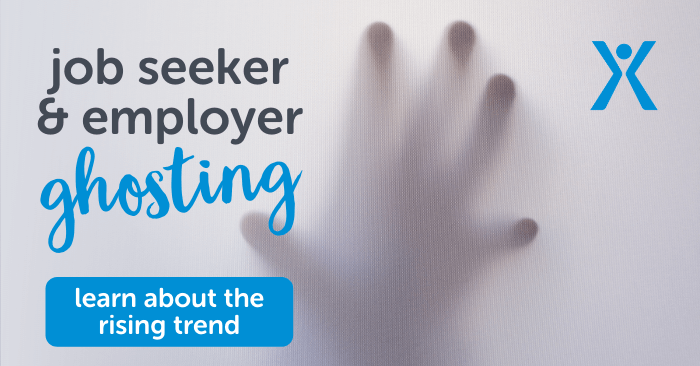 job seeker and employer ghosting on the rise