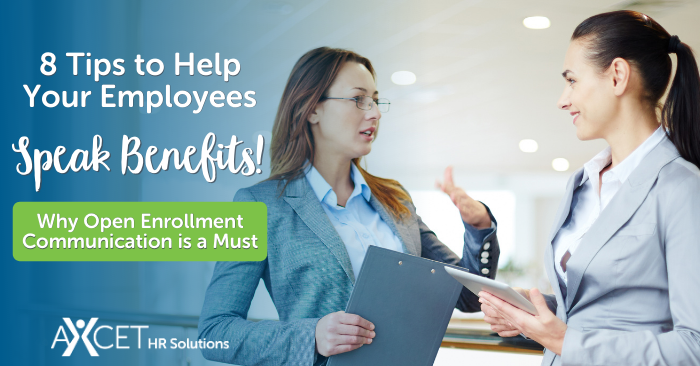 eight tips to help your employees speak benefits