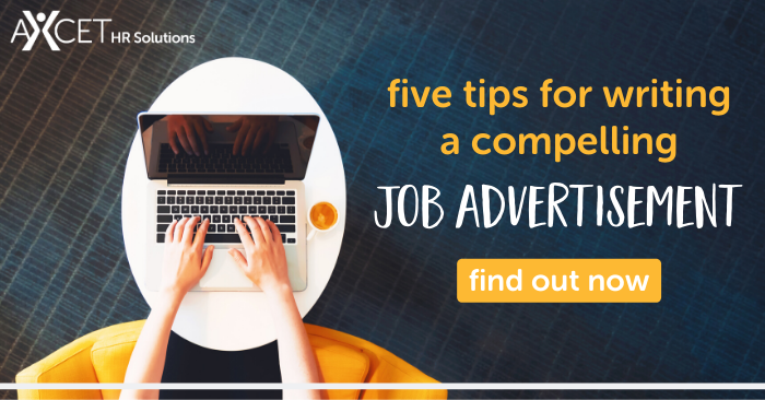 five tips for writing a compelling job advertisement
