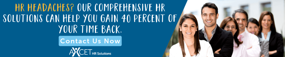 HR Headaches? Our Comprehensive HR Solutions can Help you Gain 40 Percent of Your Time Back.