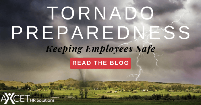 Workplace Tornado Preparedness