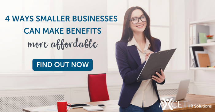 four ways smaller businesses can make benefits more affordable