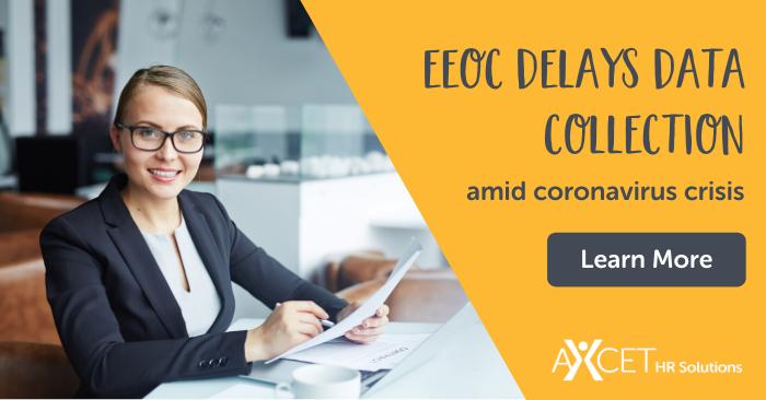 EEOC Delays Data Collection Amid Coronavirus Crisis