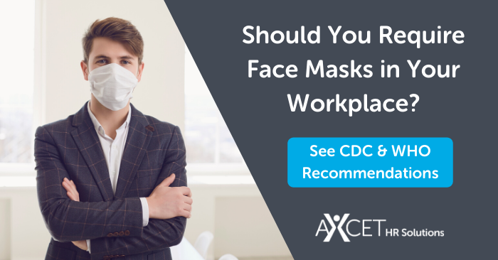 Should You Require Face Masks in Your Workplace