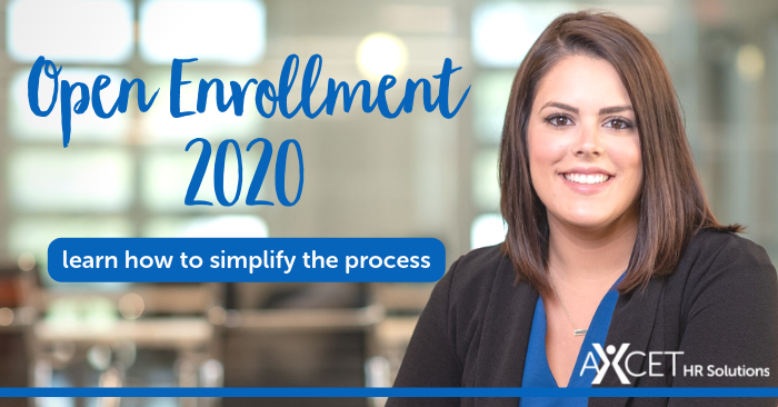 how to simplify the open enrollment 2020 process