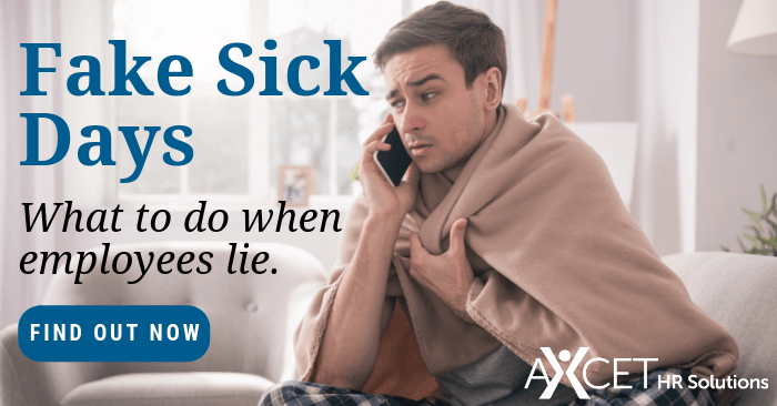 fake sick days what to do when employees lie