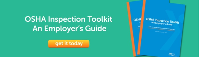 OSHA Inspection ToolKit: An Employer's Guide