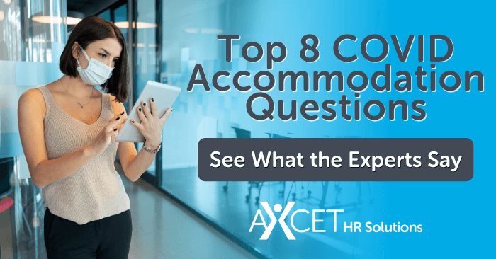 the top eight covid accommodation questions answered by experts
