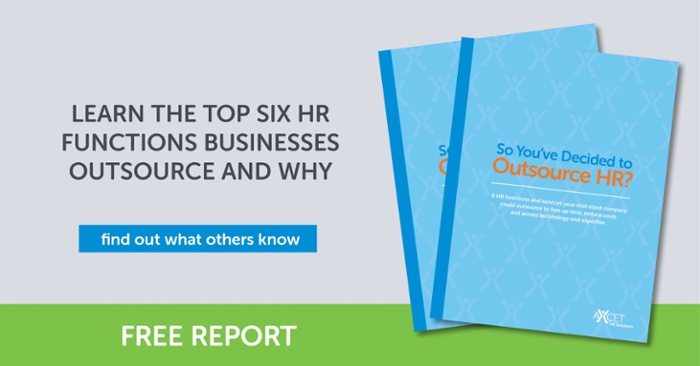 Top 6 HR Functions Businesses Outsource