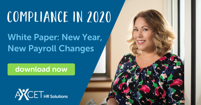 2020 payroll changes