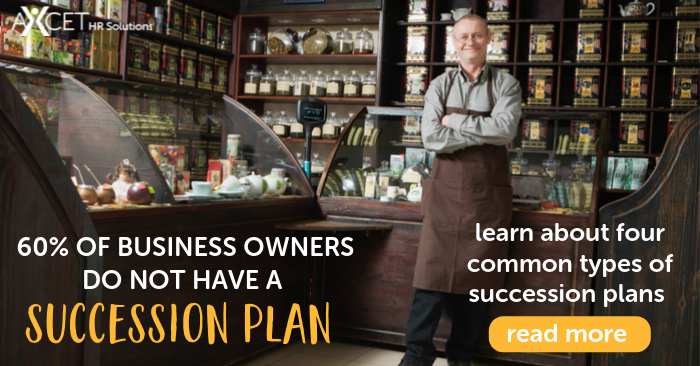 four common types of succession plans for small business owners