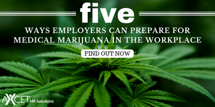 Five Ways Employers Can Prepare for Medical Marijuana in the Workplace