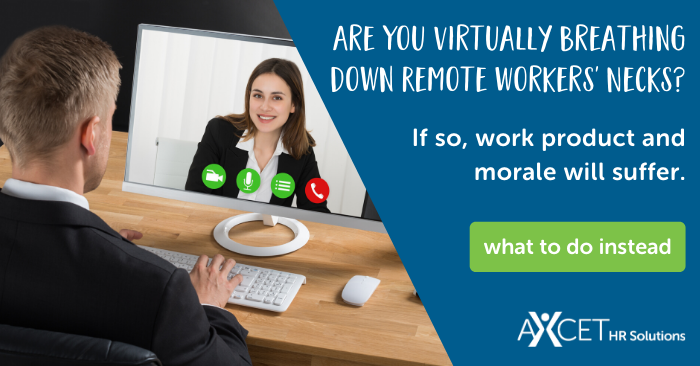 managing a remote work force