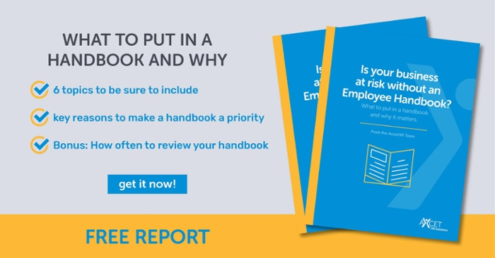 Is your business at risk without an employee handbook