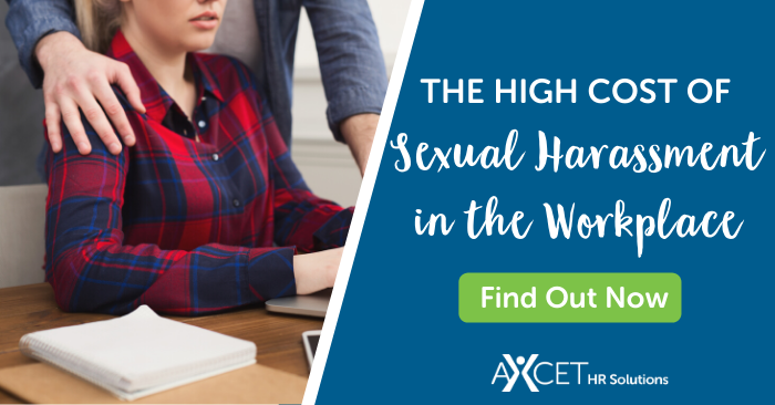 the high cost of sexual harassment in the workplace