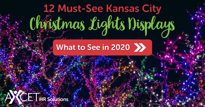 Christmas Lights Displays in Kansas City in 2020