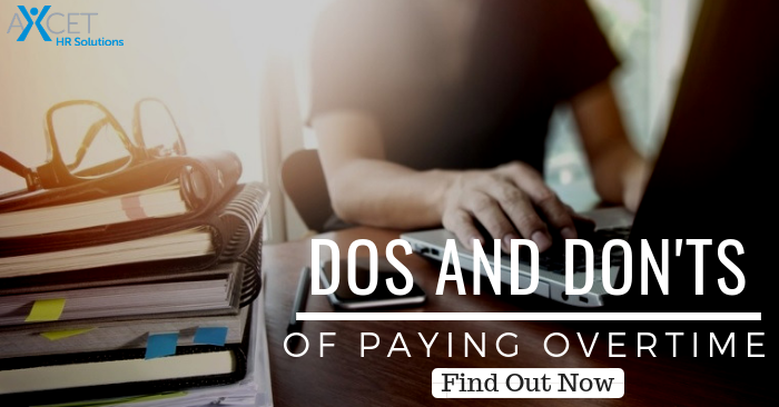 Dos and Don'ts of Paying Overtime