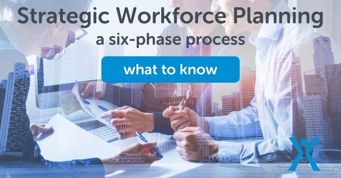 strategic workforce planning axcet hr solutions six phase process