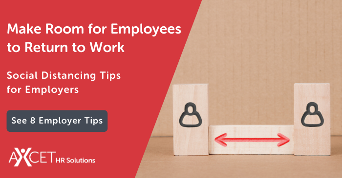 Social Distancing Tips for Employers